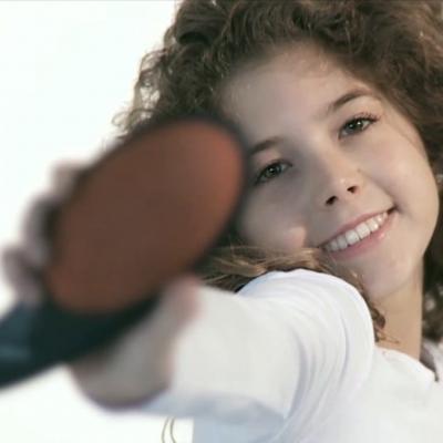 Hair brush commercial