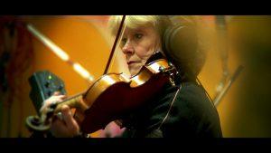 Muziek video clip online web opname studio sessie